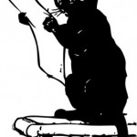 Katt som läser
