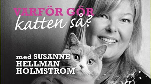Susanne Hellman Holmström